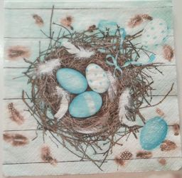 Servetel decor 33*33cm - easter