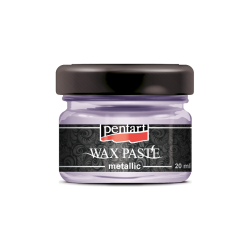 Pasta ceara metalica 20 ml - wax paste - rozaur