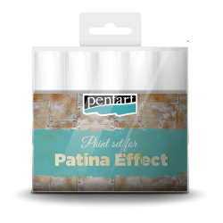 Set Patina Effect cupru - 5x20ml