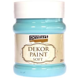 Dekor Paint Soft 230ml - morning glory