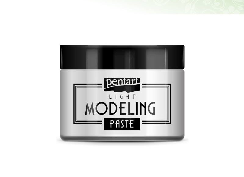 Light Modeling paste 150ml