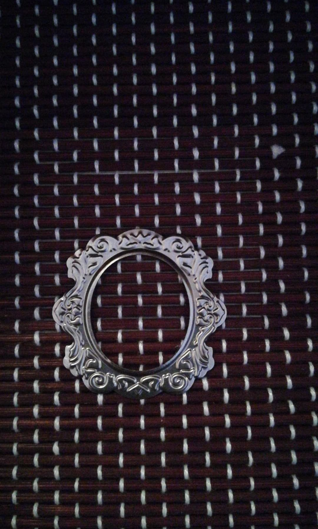 Decor din metal 4*4cm