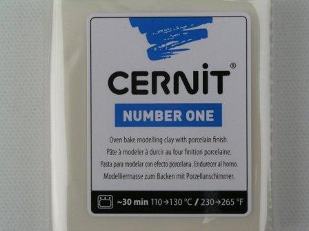 Cernit Number One 56 g - Champagne